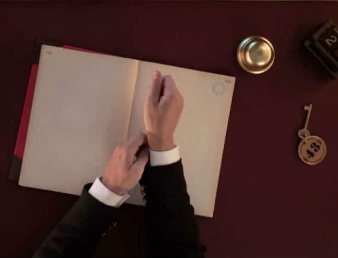 «Room Service, πλιζ»: Αυτό είναι το νέο πρόσωπο «βόμβα» του Αλέξανδρου Ρήγα!