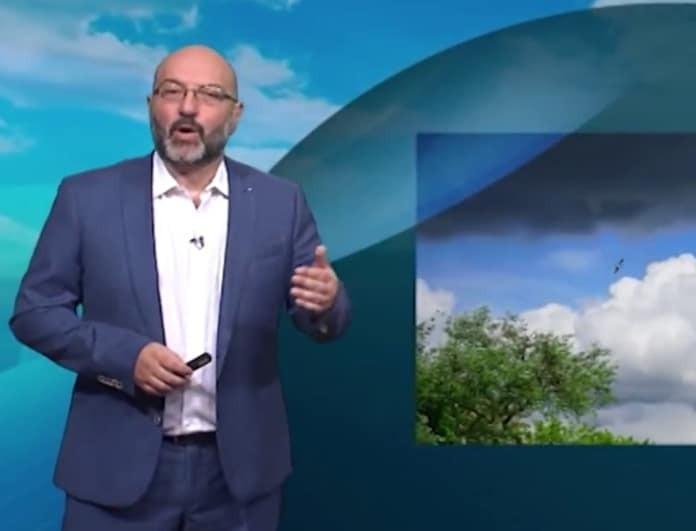 Καιρός: Ο Σάκης Αρναούτογλου προειδοποιεί! Τι έρχεται στα μέσα της εβδομάδα; (Βίντεο)