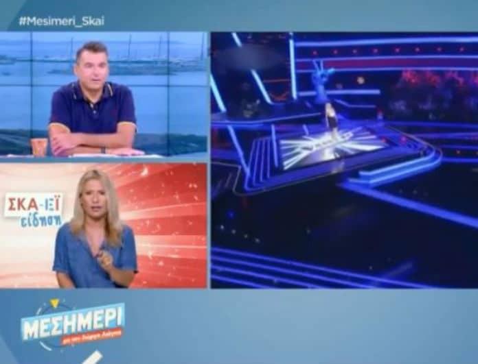 The Voice: Έκανε την ανακοίνωση ο Λιάγκας! Μίλησε ανοιχτά για τον παρουσιαστή! (Βίντεο)