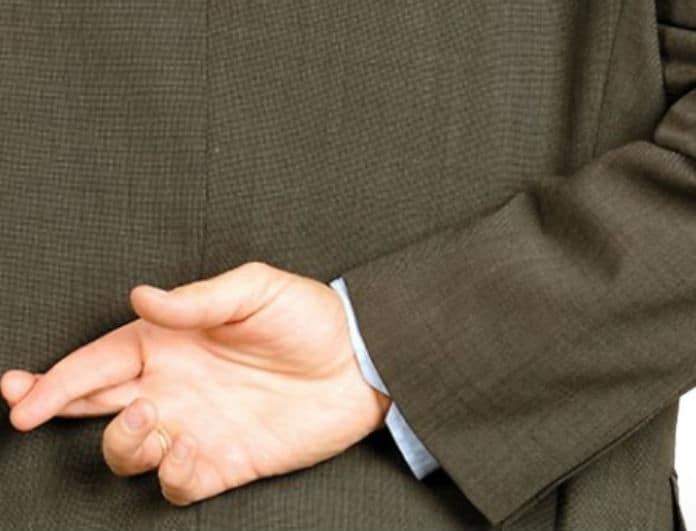 Εσύ το ήξερες; Αυτός είναι ο λόγος που σταυρώνουμε τα δάχτυλά μας για τύχη!