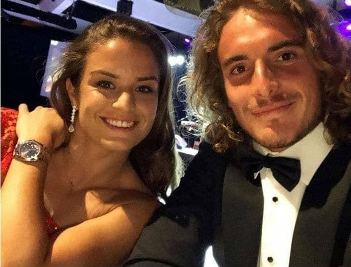Στέφανος Τσιτσιπάς - Μαρία Σάκκαρη: Είναι ζευγάρι; Ο γνωστός αθλητής απαντάει πρώτη φορά!