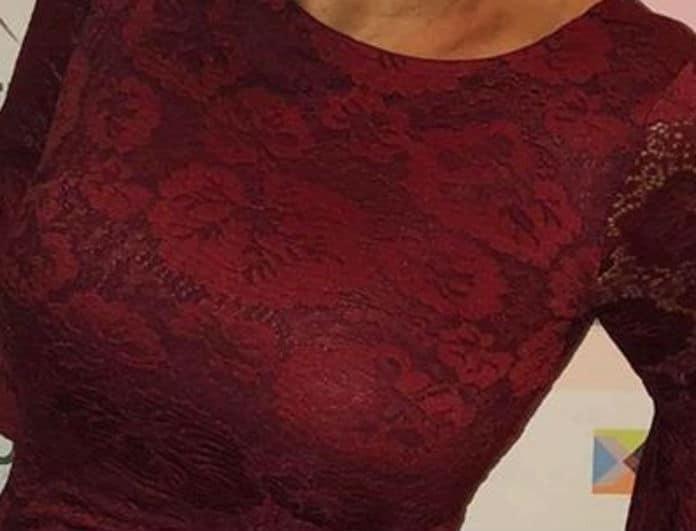 Ατύχημα για γνωστή Ελληνίδα ηθοποιό! Τι συνέβη;