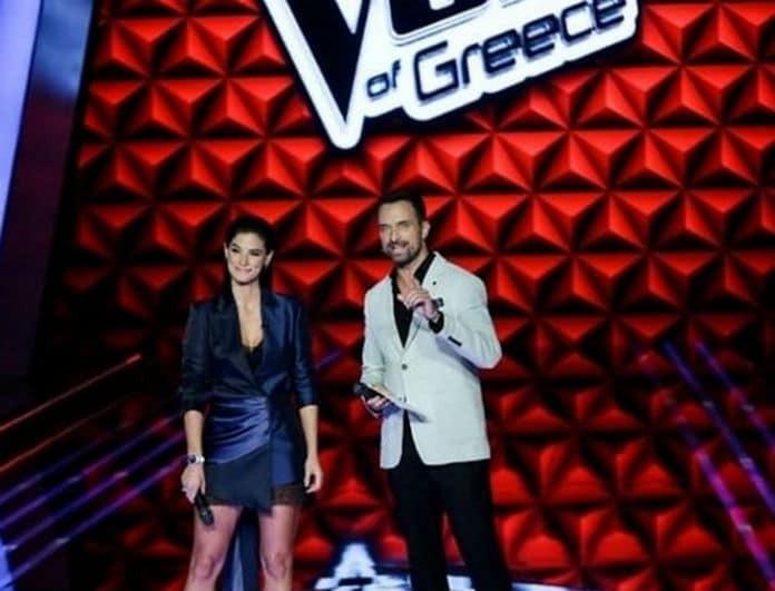 Τηλεθέαση 27/9: Πώς τα πήγε το The Voice στην πρεμιέρα; Σάρωσε ή τσακίστηκε;