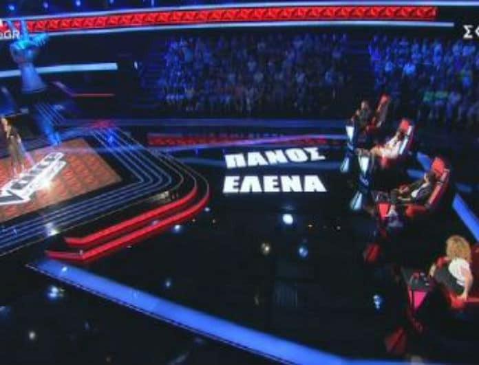 The Voice: Απέρριψε την αδερφή γνωστής Ελληνίδας τραγουδίστριας η Ζουγανέλη, ωστόσο της είχε μια έκπληξη! (Βίντεο)