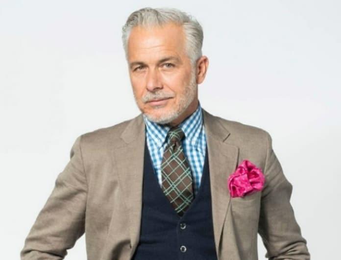 Χάρης Χριστόπουλος: Τον υποδέχθηκε στο Happy Day η Σταματίνα Τσιμτσιλή!