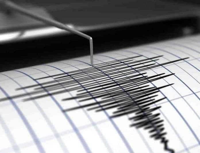 Σεισμός 3,8 Ρίχτερ! Που «χτύπησε» ο Εγκέλαδος;