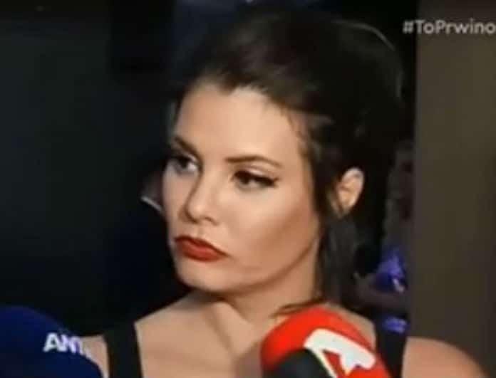 Μαρία Κορινθίου: Οι δηλώσεις on camera για το τέλος της φιλίας Χρηστίδου - Κοκκίνου! «Δεν θέλω να...»! (Βίντεο)