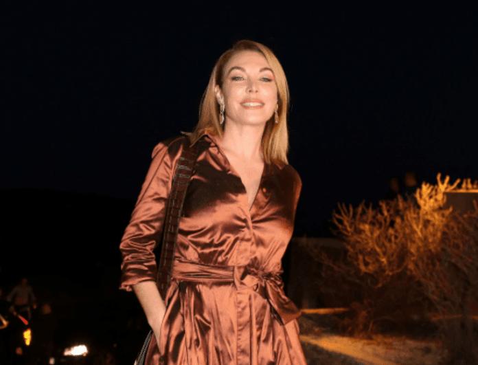 Τατιάνα Στεφανίδου: Αυτό το φόρεμα που χάζευαν όλοι κοστίζει όσο τρία ενοίκια!