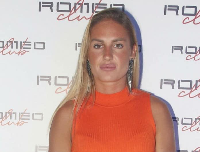 Κατερίνα Δαλάκα: Δεν έχει καμία σχέση με το πως ήταν στο Survivor! Με κοντή φούστα πιο αδύνατη από ποτέ...