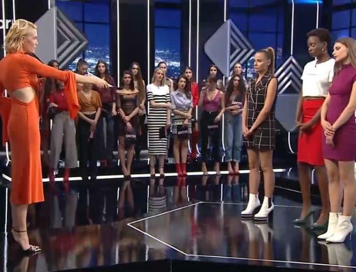 GNTM: Αυτή είναι η καλύτερη της δοκιμασίας! Ποιο κορίτσι αποχώρησε; (Βίντεο)