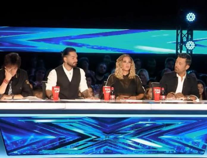X-factor: «Αν ήσουν στην ομάδα μου θα σκοτωνόμασταν» - Σε ποιον παίκτη το είπε ο Θεοφάνους; (Βίντεο)
