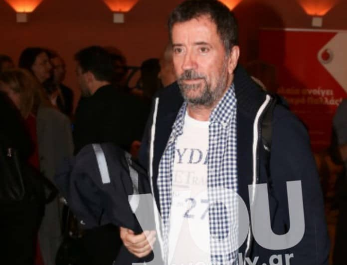 Σπύρος Παπαδόπουλος: Τον «τράβαγαν» οι φωτογράφοι και έβγαλε ένα ρούχο! Δεν πάει το μυαλό σας...