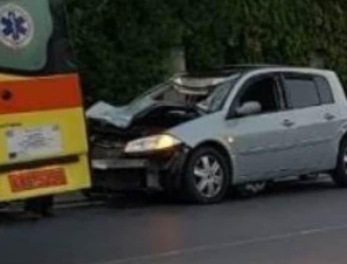 Απίστευτη καραμπόλα στην Αργολίδα - Υπήρχαν μέσα στα αυτοκίνητα παιδιά!