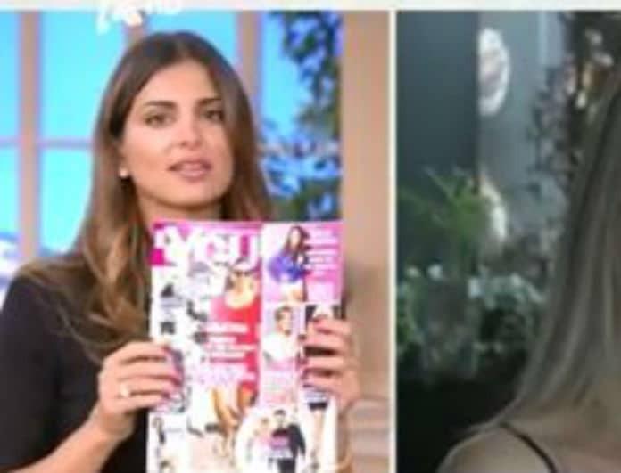 Happy Day: H παρουσιάστρια επιβεβαίωσε το Youweekly.gr για την μυστική βάφτιση του γιου της! (Βίντεο)