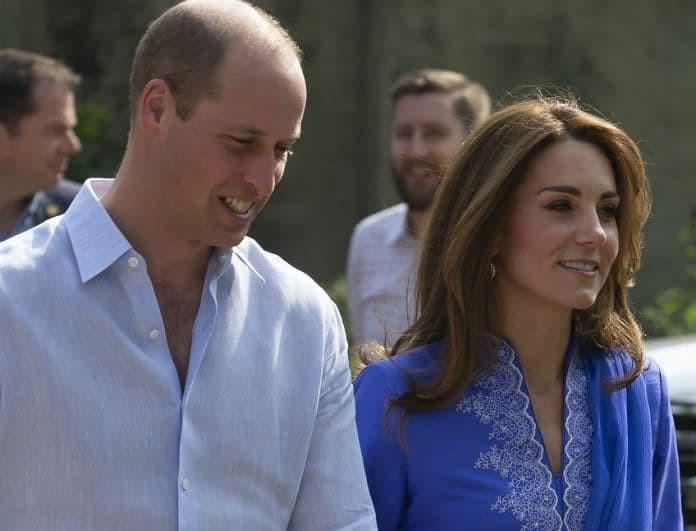 Θρίλερ στον αέρα για τον πρίγκιπα Γουίλιαμ και την Κέιτ Μίντλετον! Δεν προσγειώθηκε το αεροπλάνο τους!