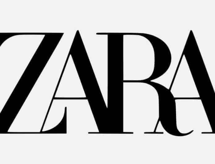 Zara - νέα collection: Αυτό είναι το φόρεμα με τις πολύχρωμες πούλιες που έχει προκαλέσει φρενίτιδα! Η μαύρη ζώνη στην μέση κάνει την διαφορά!