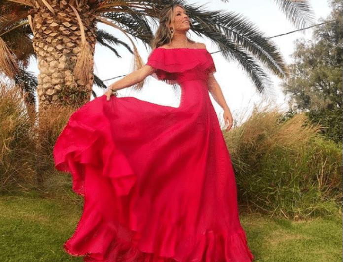 Μαριέττα Χρουσαλά: Για που ετοιμάζεται; Την είδαμε με παραμυθένια φορέματα!