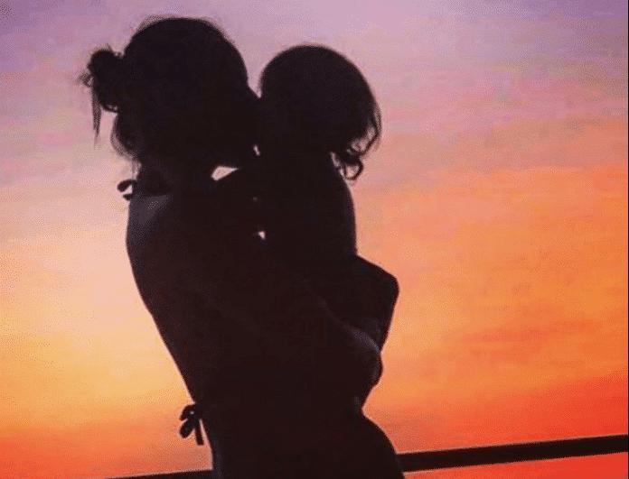 Ελεονώρα Μελέτη: Η κόρη της έκανε το πιο γλυκό «Loquita Challenge»! (Βίντεο)