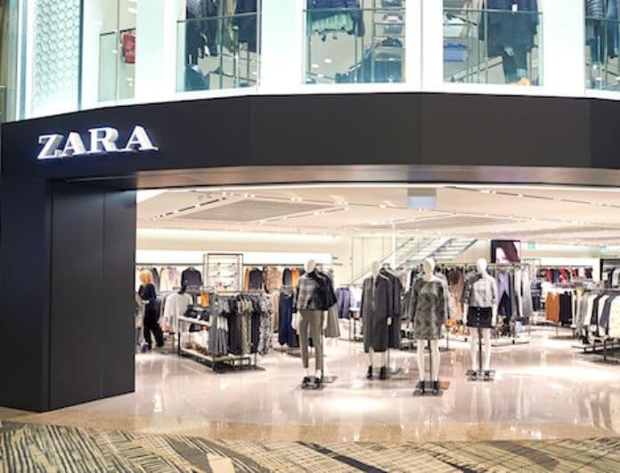 Zara: Ποια είναι τόσο τολμηρή γυναίκα για να φορέσει αυτή την φορεματάρα της νέας συλλογής;