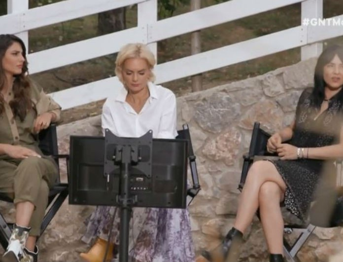 GNTM: Εκνευρισμένες Ζενεβιέβ και Παπαγεωργίου με παίκτρια - «Μπας και γίνεις μοντέλο»! (Βίντεο)