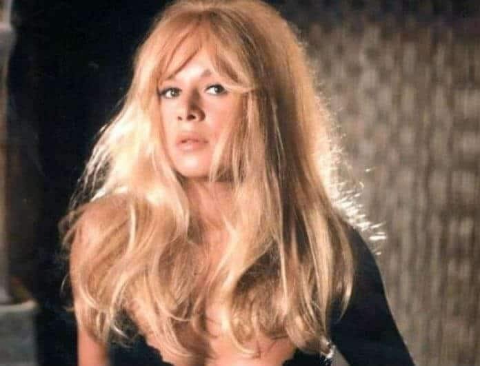 Αλίκη Βουγιουκλάκη: Φωτογραφία ντοκουμέντο χωρίς τις ξανθές μπούκλες της! Δεν είναι περούκα....