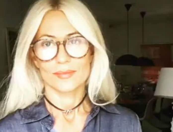 Μαρία Μπακοδήμου: Έπεσε θύμα απάτης! Η οργισμένη ανάρτησή της!
