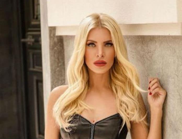 Κατερίνα Καινούργιου: Με αυτό το φόρεμά της θα «κόψεις» 3 κιλά από πάνω σου! Κοστίζει 89,90 ευρώ!