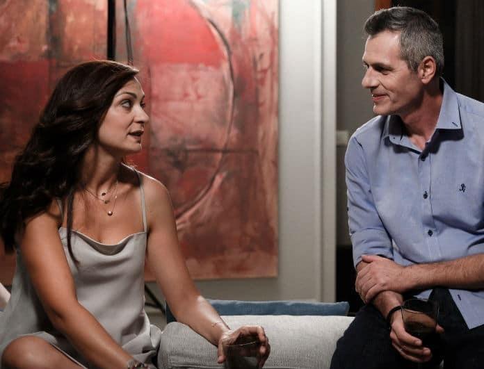 Έρωτας Μετά: Αποκαλύψεις στο σημερινό επεισόδιο (7/10)! Μπουκάρει στο σπίτι των δυο εραστών η...