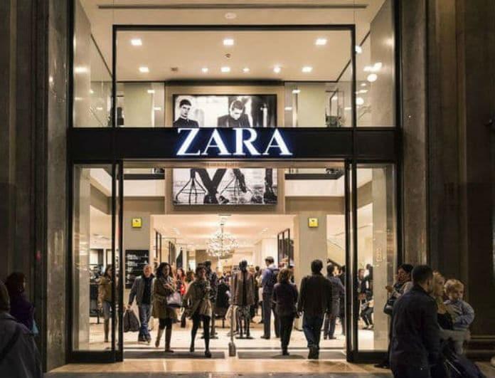 Zara: Παραμιλούν όλες οι γυναίκες γι αυτό το φόρεμα από τη νέα συλλογή! Βγαίνει και σε λευκό και σε γκρι!
