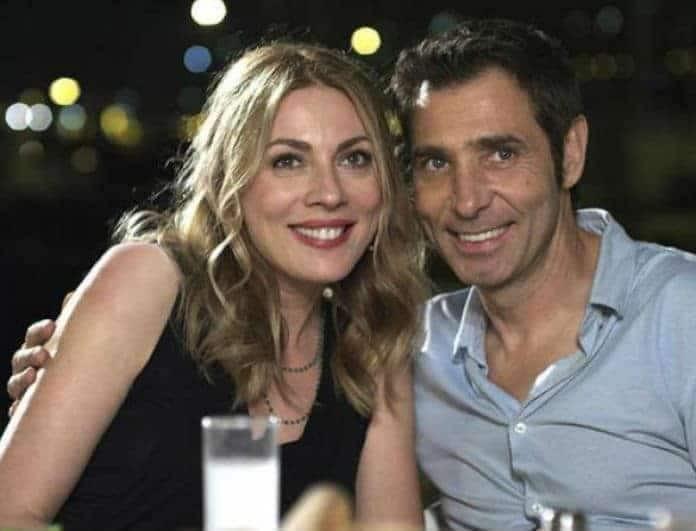 Θοδωρής Αθερίδης: Η τρυφερή φωτογραφία με τον μπέμπη και η επική αντίδραση της Καρύδη!