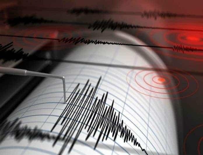Σεισμός 4,1 Ρίχτερ! Πού «χτύπησε» ο Εγκέλαδος;
