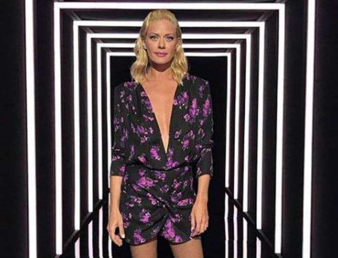 Ζέτα Μακρυπούλια: Δεν παίζει να βρείτε πόσα λεφτά κάνει αυτό το φόρεμα της παρουσιάστριας! Είναι πάνω από χιλιάρικο...