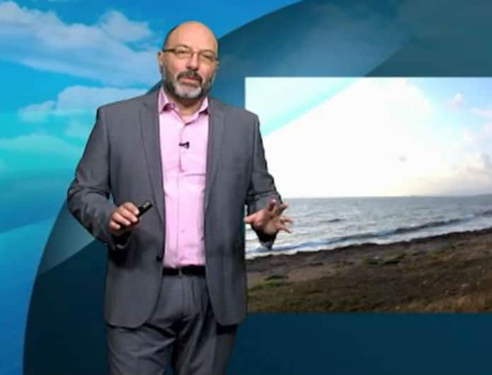 Προειδοποιεί ο Αρναούτογλου: Καύσωνας ξανά στην Ελλάδα! (Βίντεο)