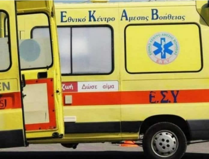 Σοκ στη Θεσσαλονίκη! 3χρονο αγοράκι έπεσε από το μπαλκόνι πολυκατοικίας!