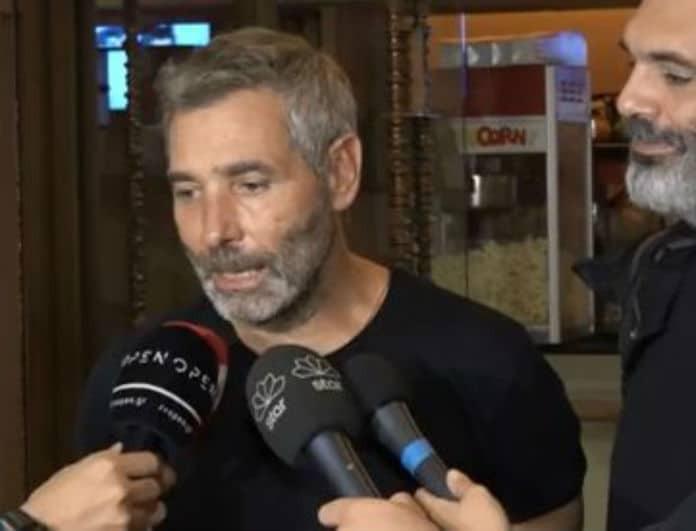 Θοδωρής Αθερίδης: Αυτός είναι ο λόγος που δεν θέλει να μιλάει πολύ για τον εγγονό του - «Θα φάω ξύλο»!