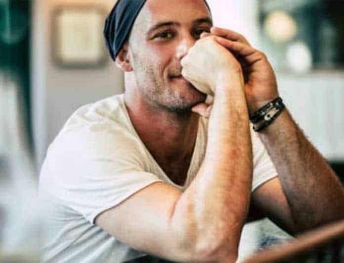 Αντίνοος Αλμπάνης: Το συγκινητικό μήνυμα μετά την μάχη με τον καρκίνο - «Δεν θα με ξαναρίξεις κάτω»!