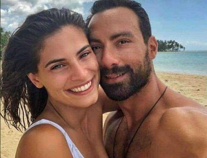 Σάκης Τανιμανίδης - Χριστίνα Μπόμπα: Ευχάριστα νέα για το ζευγάρι! «Έσκασαν» χαμόγελα!