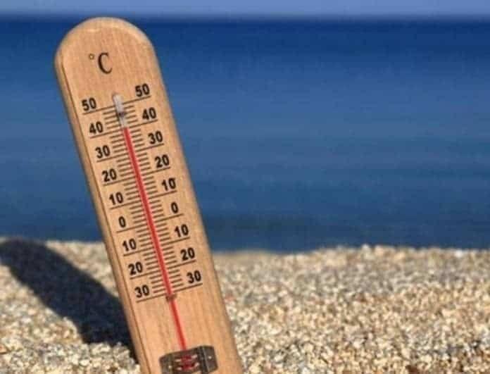 Έκτακτο δελτίο καιρού: Στα ύψη το θερμόμετρο! Στους πόσους βαθμούς θα φτάσει;