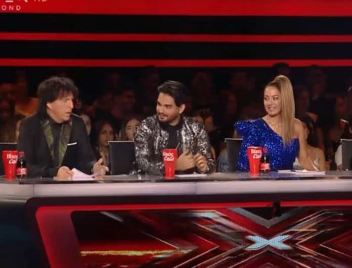X-factor: Αυτή η εμφάνιση σε κάποιους δεν άρεσε - «Πολύ αντρουά, λίγο καγκουρία»!