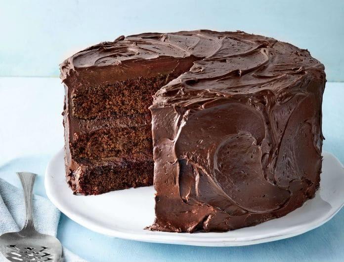 Φτιάξτε το απόλυτο κέικ Nutella