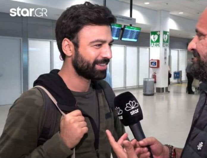 Ανδρέας Γεωργίου: Η αποστομωτική απάντηση για το «κόψιμο» της σειράς «8 Λέξεις»! (Βίντεο)