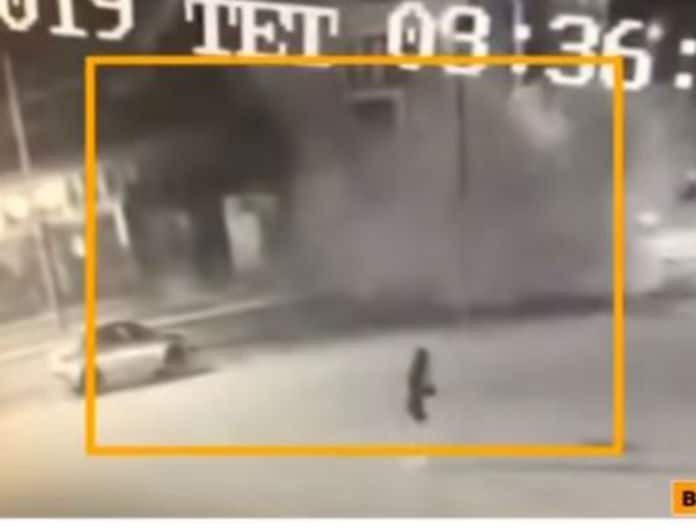 Γκάζι: Βίντεο ντοκουμέντο που σοκάρει από την έκρηξη σε νυχτερινό κέντρο!