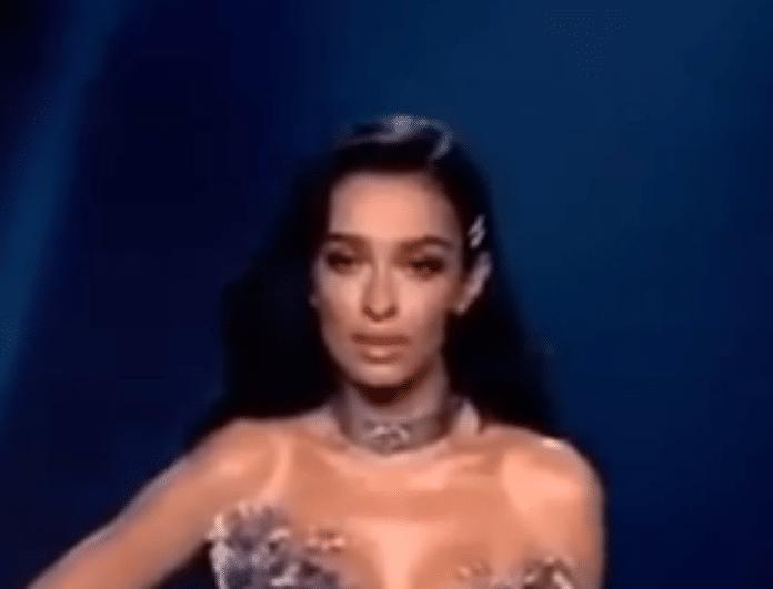 Ελένη Φουρέιρα: Αυτή η εμφάνιση δεν έχει ξαναγίνει! Το μπούστο της προκαλεί ταραχή!