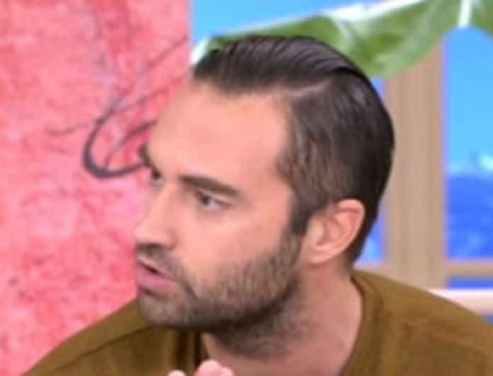 Κώστας Φραγκολιάς: Έξαλλος με τον Σπαλιάρα - «Μου ζήτησε να μην πω τίποτα...»!