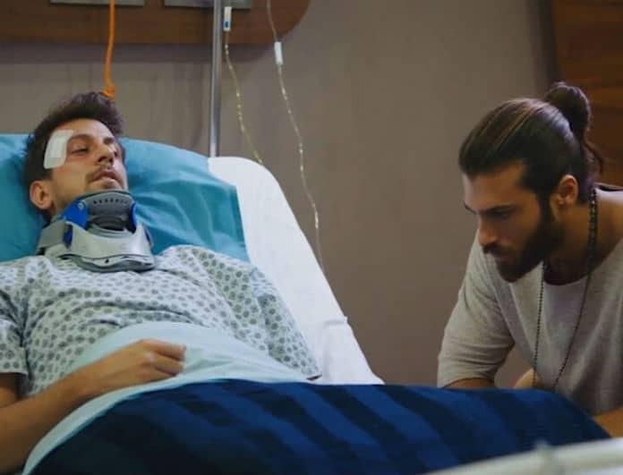 Φτερωτός Θεός: Ο Τζάν τρέχει στο νοσοκομείο! Στο πλευρό του η Σανέμ! Εξελίξεις σοκ 1/10!