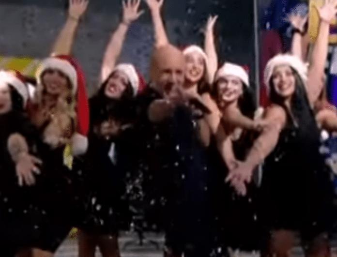 Καλό Μεσημεράκι: Έφεραν τα Χριστούγεννα λίγο πιο νωρίς στο πλατό!