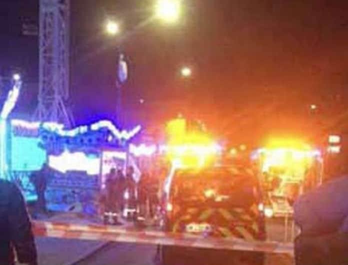 Τραγωδία σε λούνα παρκ! Καρουζέλ κατέρρευσε και μία γυναίκα κατέληξε νεκρή!