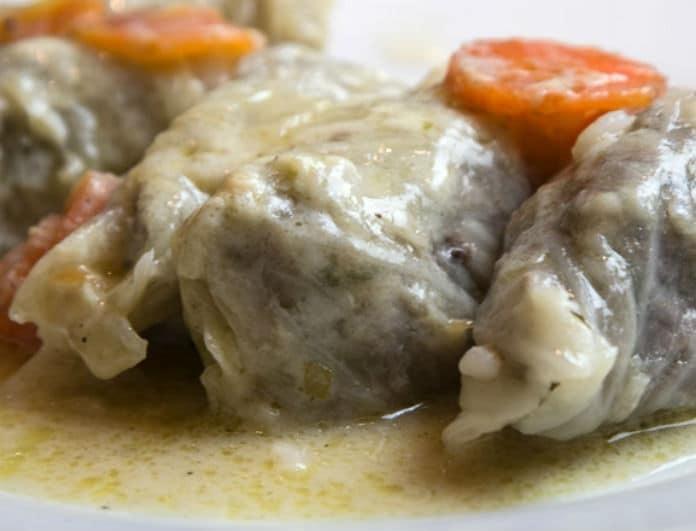 Λαχανοντολμάδες με ελαφρύ αυγολέμονο! Τα μυστικά για πετύχεις το τέλειο πιάτο...