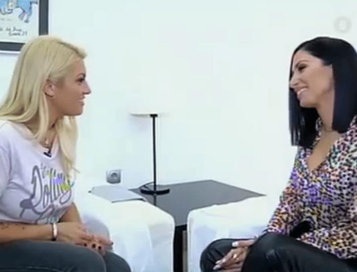 Λένα Ζευγαρά: Άνοιξε την πόρτα του σπιτιού της! Τρελαθήκαμε με το σαλόνι της! (Βίντεο)