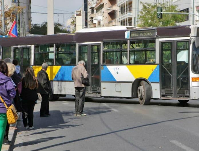 Αθήνα: Σας αφορά! Έρχονται αλλαγές στα δρομολόγια των λεωφορείων!